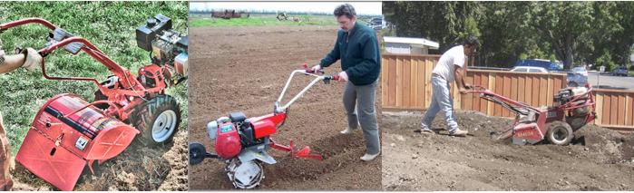 Καλλιεργητές / φρέζες / σκαπτικά κήπου