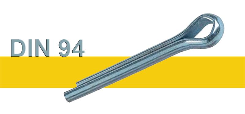 Κοπίλιες Σιδηρές DIN 94