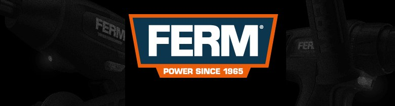 Επαναφορτιζόμενα Δράπανα FERM