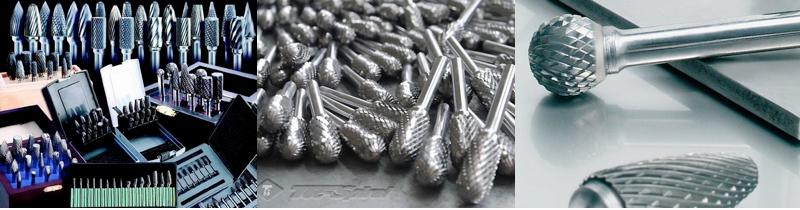 Φρεζάκια Καρβιδίου (Carbide Burrs)