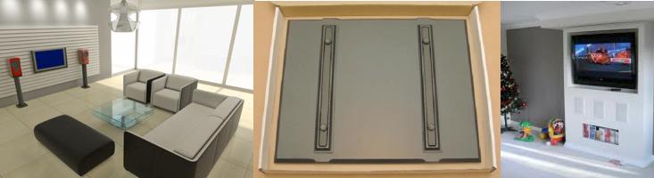 Βάσεις οθονών πλάσματος/LCD