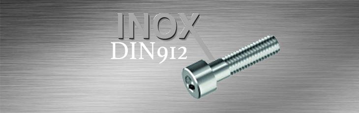 Βίδες Άλλεν Ιnox DIN912 (Κλασσική Κεφαλή)
