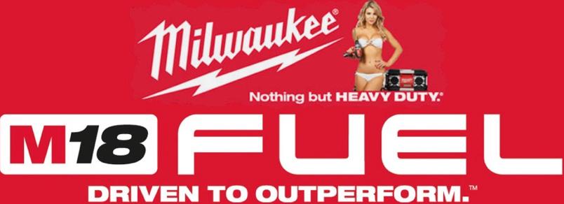 Σετ εργαλείων μπαταρίας Milwaukee
