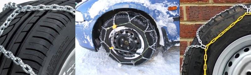 Αλυσίδες χιονιού οχημάτων