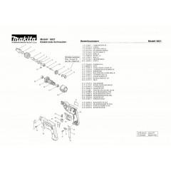 Ανάλυση εργαλείου MAKITA 6821