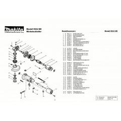 Ανάλυση εργαλείου MAKITA 9524NB