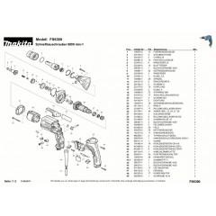 Ανάλυση εργαλείου MAKITA FS6300