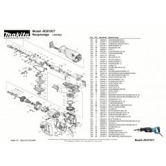Ανάλυση εργαελίου MAKITA JR3070T