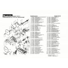 Ανάλυση εργαλείου MAKITA 5103R