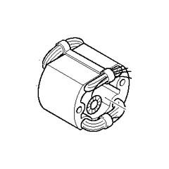 Πεδίο - Πηνίο - Μαξιλαράκι εργαλείου MAKITA DA3000R - 528635-0