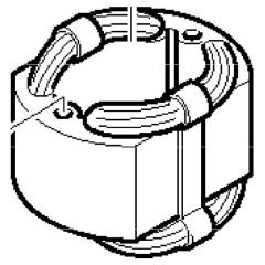 Πηνίο εργαλείου ΜΑΚΙΤΑ HM1304 - 626124-0