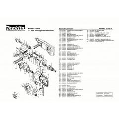 Ανάλυση εργαλείου MAKITA 6300-4