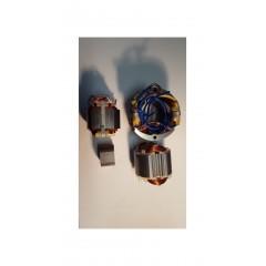 Πεδίο - Πηνίο - Μαξιλαράκι εργαλείου MAKITA DHR162/DHR165 - 638446-6