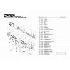 Ανάλυση εργαλείου MAKITA 6905B
