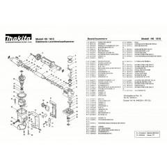 Ανάλυση εργαλείου MAKITA HK1810