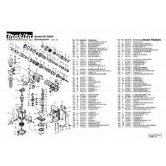 Ανάλυση εργαλείου MAKITA HR3000C