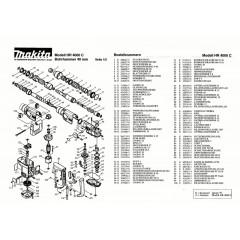 Ανάλυση εργαλείου MAKITA HR4000C