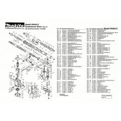 Ανάλυση εργαλείου MAKITA HR5001C