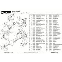Ανάλυση εργαλείου MAKITA LS1214L