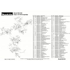 Ανάλυση εργαλείου MAKITA MLS100