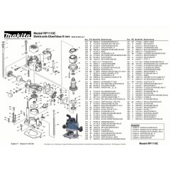 Ανάλυση εργαλείου MAKITA PV7000C