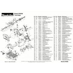 Ανάλυση εργαλείου MAKITA SP6000