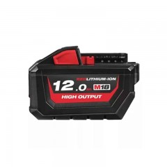 MILWAUKEE M18 HB12 ΜΠΑΤΑΡΙΑ ΥΨΗΛΗΣ ΑΠΟΔΟΣΗΣ 12.0ΑΗ 4932464260