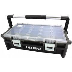 IRIMO 9023PT565 Δυο όροφων Εργαλειοθήκη / Ταμπακιέρα με αποσπωμενα εσωτερικά τασάκια
