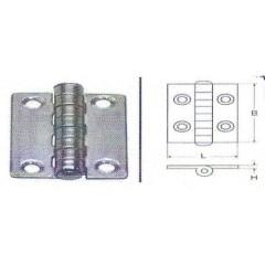 Ανοξείδωτοι μεντεσέδες M8049 Inox A4