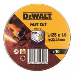 Dewalt DT43902 Δίσκοι Inox Υψηλών Επιδόσεων 125mm
