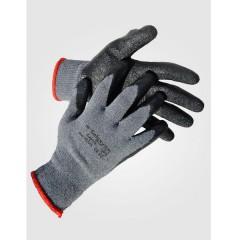 Γάντια Latex Lepus Μαύρα