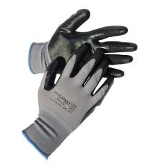 Γάντια Νιτριλίου Sirius Γκρι
