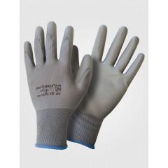 Γάντια Pu Virgo Γκρι