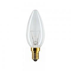 Λάμπα Κερί Μίνιον E14 60w Spectrum