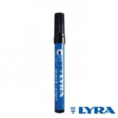 Lyra 4020099 Μαύρος  Μαρκαδόρος Ανεξίτηλος 1-4mm