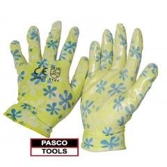 Pasco Tools Γάντια Νιτριλίου Τύπου Ελένη