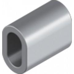 Πρεσαριστός συνδετήρας συρματόσχοινων (Ταλουρίτ) ανοξείδωτος M8026 Inox A4