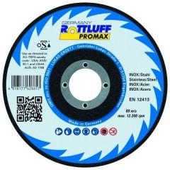 ROTTLUFF PrοMax A24/30S Δίσκος λείανσης Μετάλλων