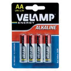 Velamp LR6 Αλκαλικές Μπαταρίες AA