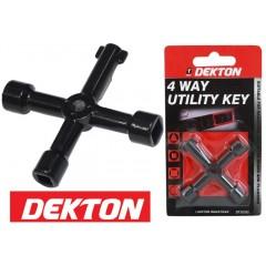 DEKTON DT30392 Κλειδί συντηρητού