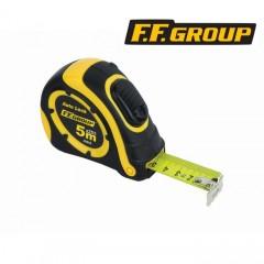 FFGroup 28853 Μέτρο Ρολό με Λάστιχο Auto Lock
