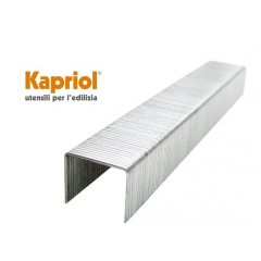 Kapriol Συνδετήρες καρφωτικού Ν 1000 11.3x0.7 Σειρά 53 8χιλ