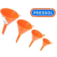 PRESSOL 02360 σετ χωνιά πλαστικά 4 τεμαχίων