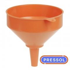 PRESSOL 02366 / 02367 χωνί πλαστικό Φ200/Φ250 χωρίς σίτα