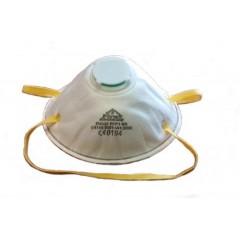 SNCM FFP1 NR [Non Reusable - Μη επαναχρησιμοποιούμενη] Μάσκα σωματιδίων με βαλβίδα εκπνοής