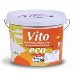 Vitex Vito Eco Πλαστικό Χρώμα