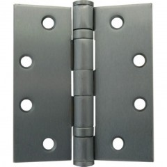 Ανοξείδωτοι μεντεσέδες πλακέ με ρουλεμάν AKSSSB20 Inox A4