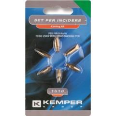 Ανταλλακτικές μύτες πυρογράφου Kemper