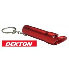 Dekton DT50540 Μπρελοκ φακός LED + Ανοιχτηρι μπουκαλιών