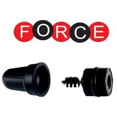 FORCE 9U3002 βούρτσα για τον καθαρισμό των ακροδεκτών και πόλων της μπαταρίας